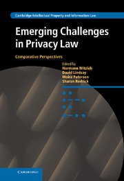 Emerging Challenges - cover page