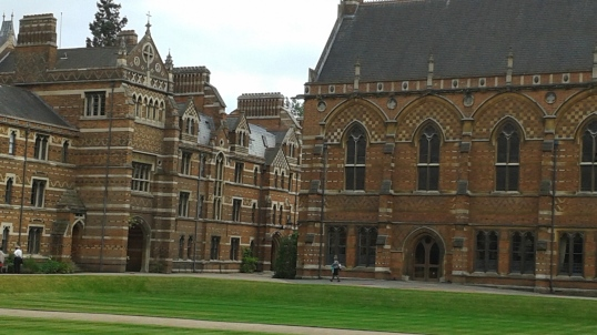 IALL Oxford Keble