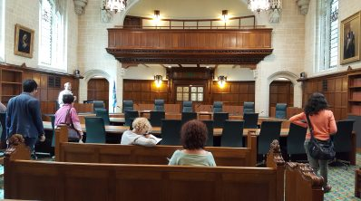 UK Supreme Court courtroom 1