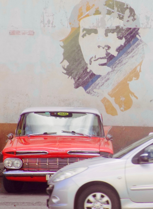 Cuba - Chevy and Che