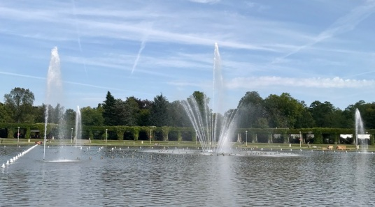 Conference Venue - Fountains at the Wroclaw Congress Center