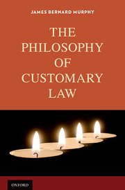 philsophyofcustomarylaw
