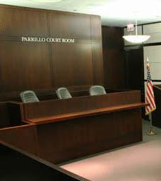 Reis - Parillo Court Room