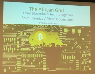 The African Grid: How Blockchain Technology can Revolutionize African Governance, By Brittany Bennett