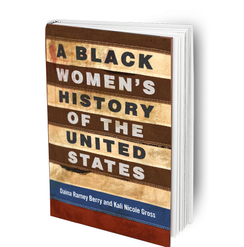 """Book cover for """"A Black Women's History of the United States"""""""