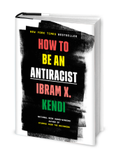 "Book cover of ""How to Be An Antiracist"" by Ibram X. Kendi"