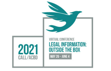 CALL 2021: Legal Information Outside of the Box